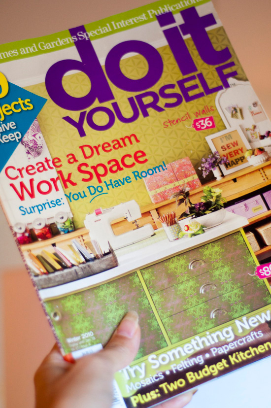 Do It Yourself Home Decorating Ideas: Better Homes And Gardens Do It Yourself Magazine