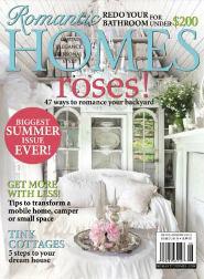Eisman Design in Romantic Homes Magazine