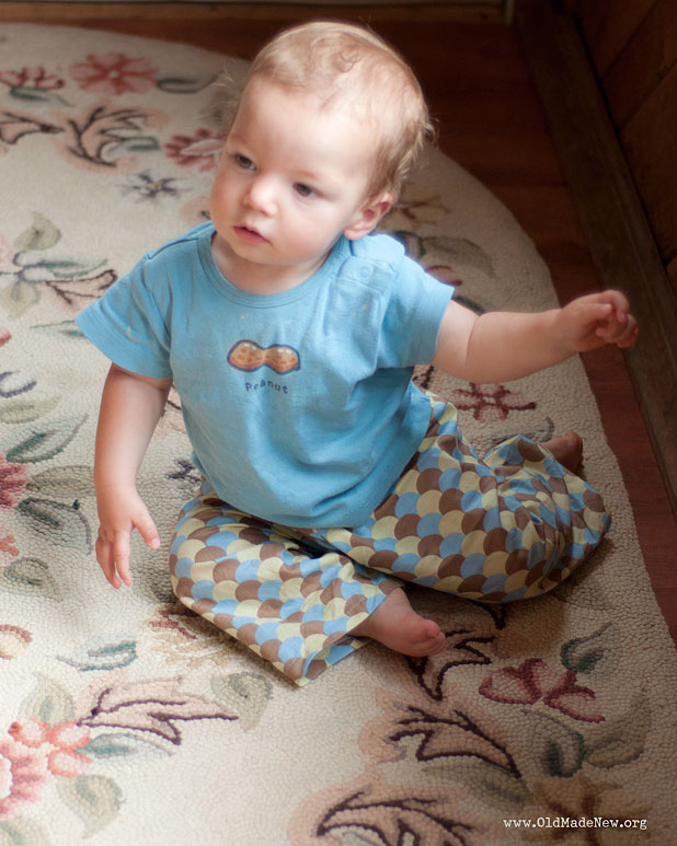Free Pant Sewing Pattern
