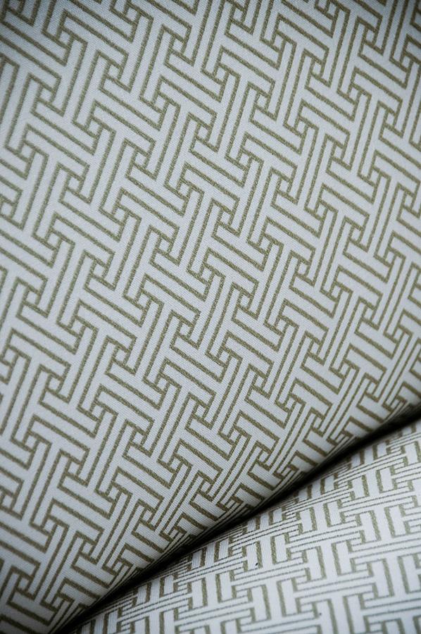 greek key fabric