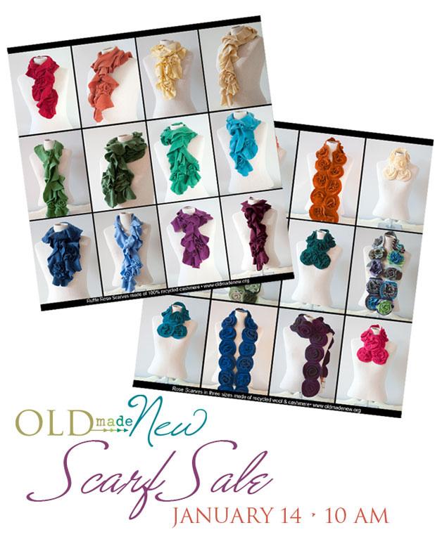 cashmere scarf sale